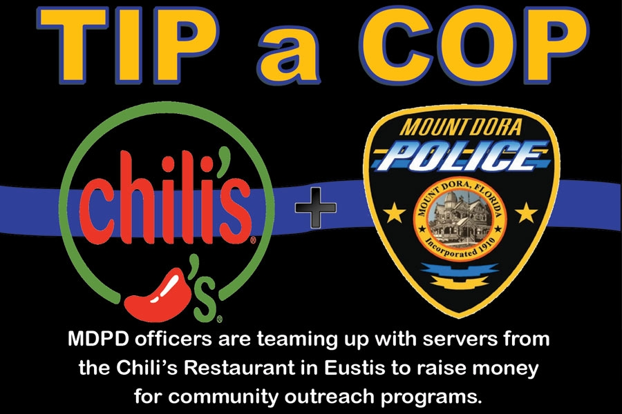 Tip a Cop at Chili's